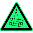 download Signs Hazard Warning clipart image with 90 hue color