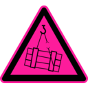 download Signs Hazard Warning clipart image with 270 hue color