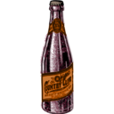 download Beer Bottle Colour clipart image with 315 hue color