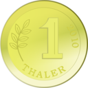 One Golden Coin