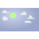 download Daysky clipart image with 45 hue color