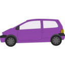 download Twingo clipart image with 45 hue color