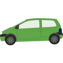 download Twingo clipart image with 225 hue color