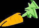 Vintage Carrot