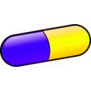 download Pill clipart image with 45 hue color