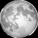 Halloween Bright Full Moon