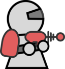 Simple Space Platform Game Stuff 6