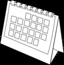 Calendrier Calendar