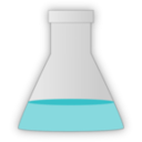 download Conical Flask clipart image with 135 hue color