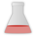 download Conical Flask clipart image with 315 hue color