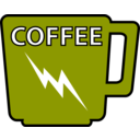 download Coffee Mug clipart image with 45 hue color