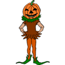 Pumpkin Boy Color Version