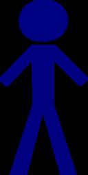 Stick Figure Male