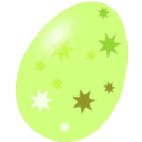 download Pink Easter Egg clipart image with 135 hue color