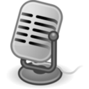 download Tango Input Microphone clipart image with 135 hue color