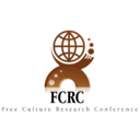 download Free Culture Research Conference Logo clipart image with 180 hue color