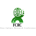 download Free Culture Research Conference Logo clipart image with 270 hue color