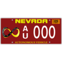 download Vehicle Registration Plate With Screws clipart image with 0 hue color