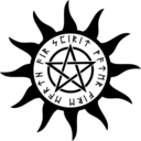 Symbol With Pentagram