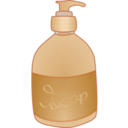 download Liquid Soap clipart image with 45 hue color