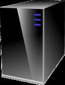 Server Cabinet Cpu