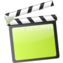 download Film Slate clipart image with 225 hue color