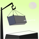 download Shipping clipart image with 225 hue color