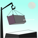 download Shipping clipart image with 315 hue color