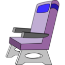 download Seat clipart image with 45 hue color