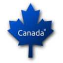 download Maple Leaf 3 clipart image with 225 hue color