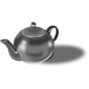 download Tea Pot clipart image with 45 hue color