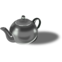 download Tea Pot clipart image with 135 hue color