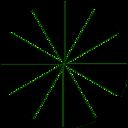 12 Segment Circle