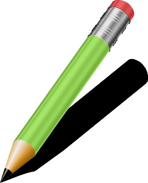 short realistic pencil clipart i2clipart royalty free free pencil clipart and gif free pencil clip art hats