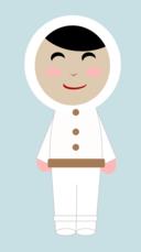 Inuit Girl