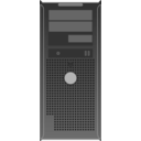 download Dell Optiplex 300 clipart image with 225 hue color