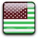 download Us United States clipart image with 135 hue color