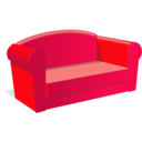 download Sofa clipart image with 315 hue color
