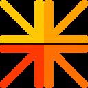 Free Culture Logo Entry Orange