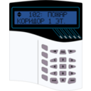 download Alarm System S2000m clipart image with 135 hue color
