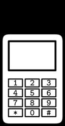 Simple Cellphone
