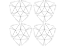 47 Net Geodesic Sphere