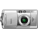 download Digital Camera clipart image with 225 hue color
