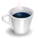 download Espresso clipart image with 180 hue color