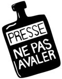 Presse Ne Pas Avaler Press Dont Swallow