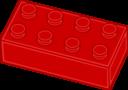 Red Lego Brick