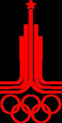 Olympiad 1980 Emblem