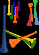 More Vuvuzelas