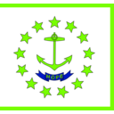 download Usa Rhode Island clipart image with 45 hue color