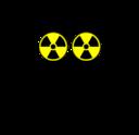 Nuclear Warning Skull